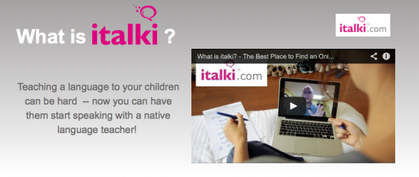 Homeschoolers: Two free online foreign language classes from