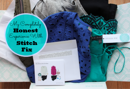 My Completely Honest With Stitch Fix