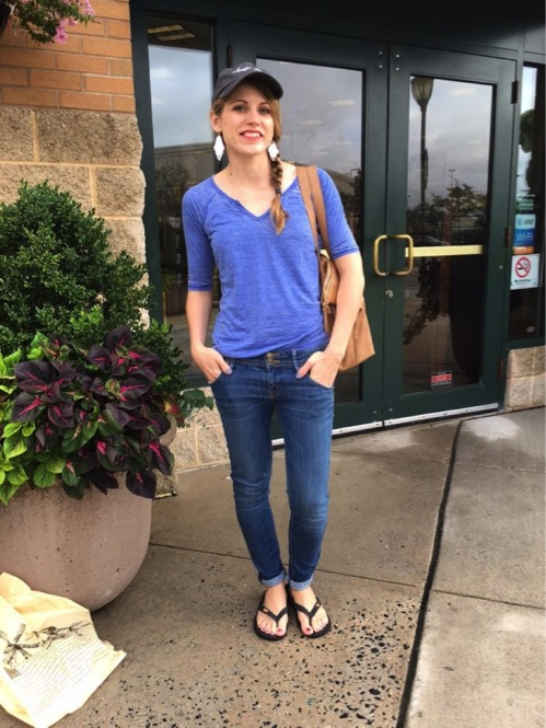 Stitch Fix Reviews: My favorite jeans