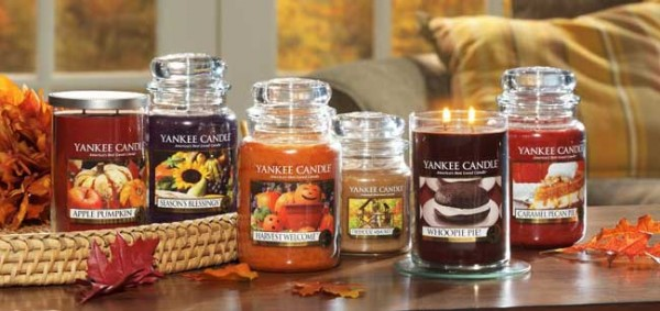 Yankee Candle Coupon: 3 Large Candles for $39
