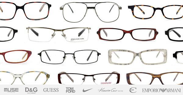 they offer a large selection of frames to choose from plus a risk free shopping experience with free shipping on all orders in the us and canada