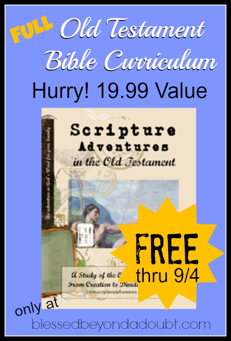 Through september 4 you can download a free complete old testament