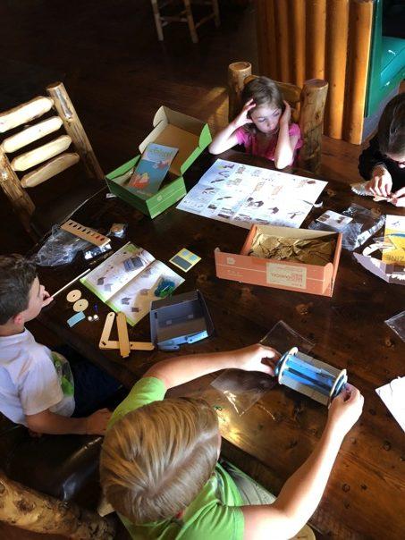 KiwiCo STEM Projects