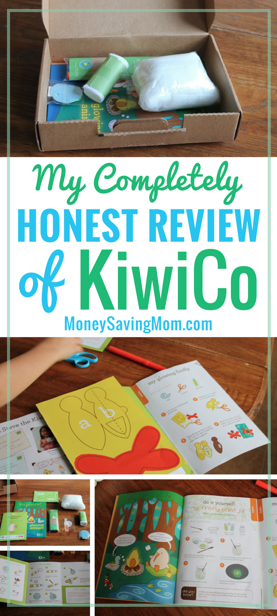 A completely honest Kiwico review