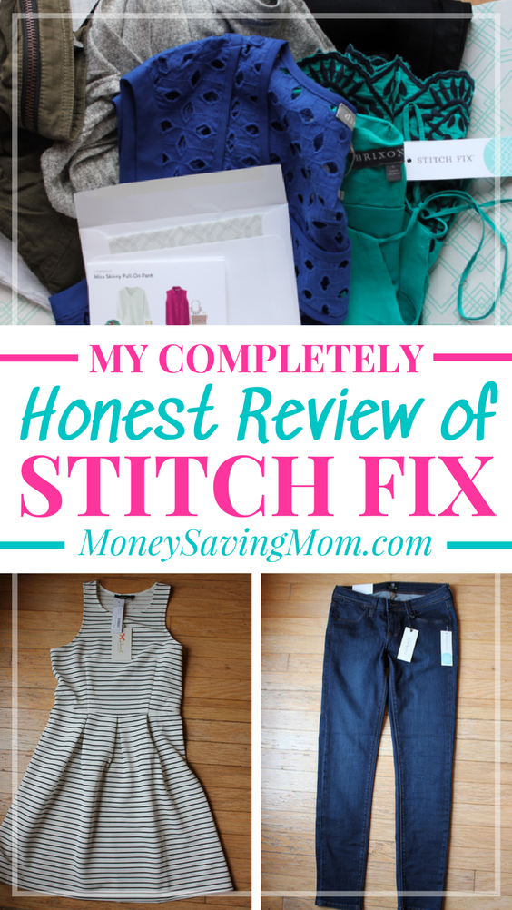 Wondering if Stitch Fix is for you? This completely honest review of Stitch Fix is honest and refreshing -- and you'll even find out why this blogger changed her mind about it after giving it a second chance!