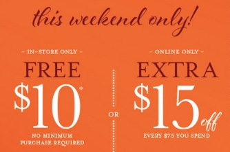 Today's best offer is: $20 off orders over $ + Free Shipping.