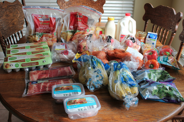 This Week's $91 Grocery Shopping Trip