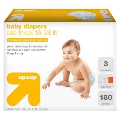 Target diaper coupons