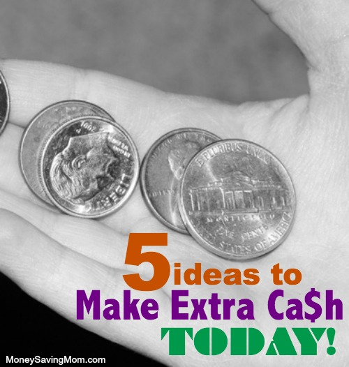 Ideas for making extra money on the side 2014
