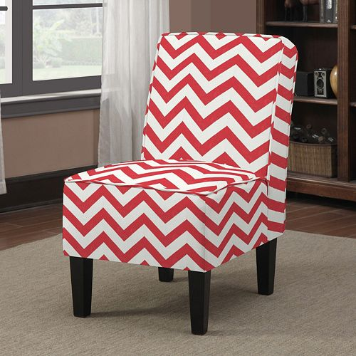 Kohls Com Chevron Fabric Chair For Just 80 Shipped 15