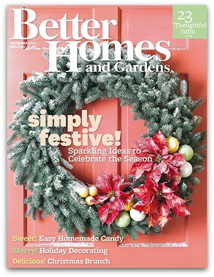 Free Better Homes & Gardens Magazine Subscription - Money Saving Mom®