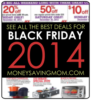 Black Friday  Ads 2014