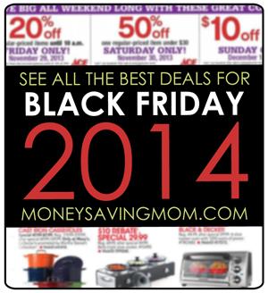 Black Friday  Ads 2014