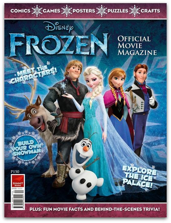 Frozen Magazine