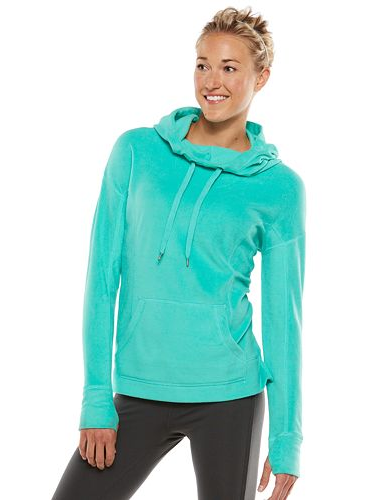 Kohls.com has the Ladies' Tek Gear^ Microfleece Cowlneck Hoodie on sale for $9.99. Use coupon code CYBER20 to get $2 off, making it just $8