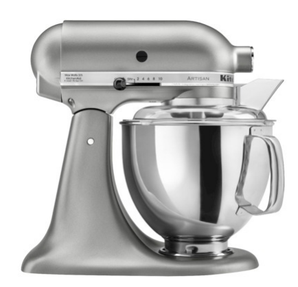 kohl 39 s kitchenaid mixers for as low as 96 after rebate kohl 39 s cash money saving mom. Black Bedroom Furniture Sets. Home Design Ideas