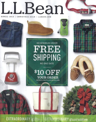 Don't throw out your L.L. Bean catalog