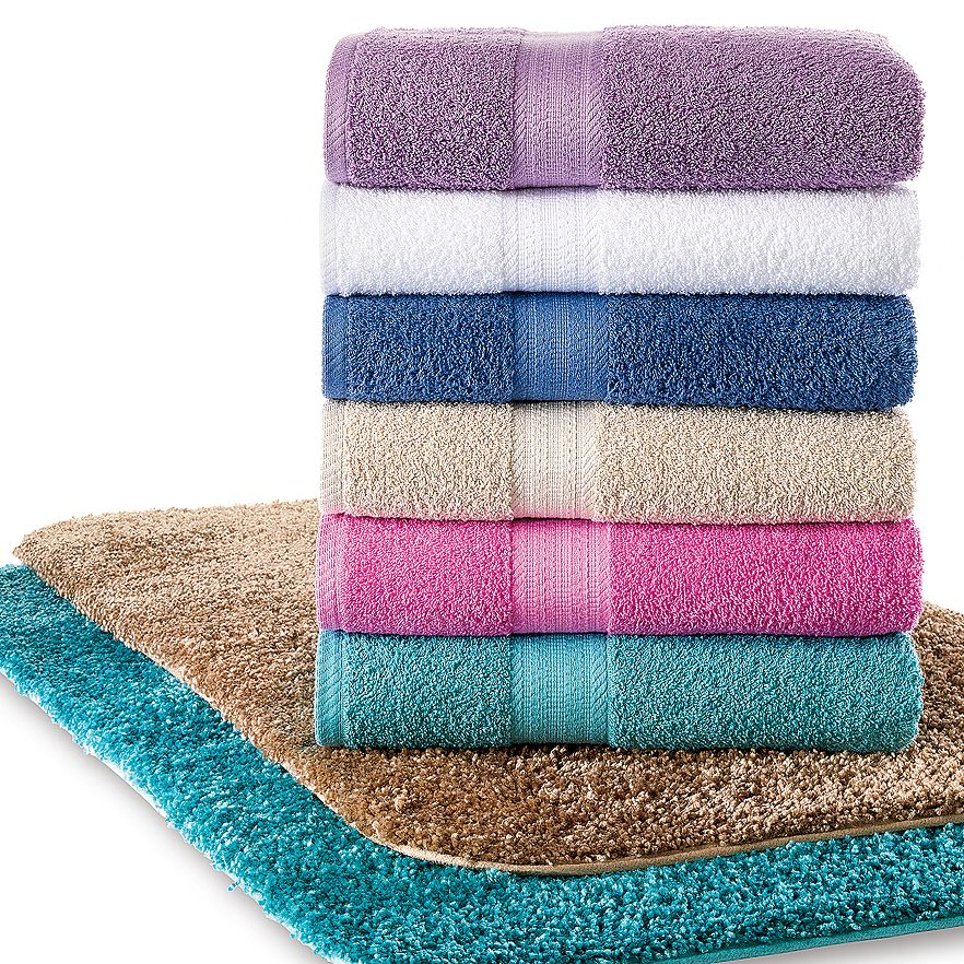 Kohl\'s: Big One Bath Towels as low as $1.79 each after coupon and ...