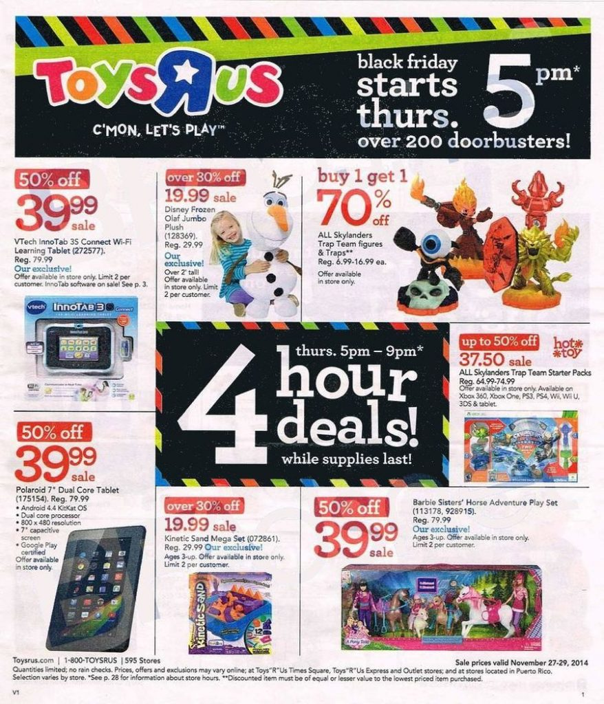 Nov 16, · Toys R Us releases Black Friday ad. Parents, the Black Friday ad you've been waiting for has arrived. Post to Facebook Cancel Send Toys R Us has released its Black Friday ad.