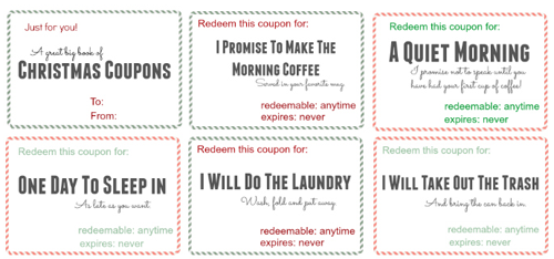 free printable christmas coupon book money saving mom. Black Bedroom Furniture Sets. Home Design Ideas