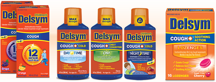 Mail-in rebate for Delsym