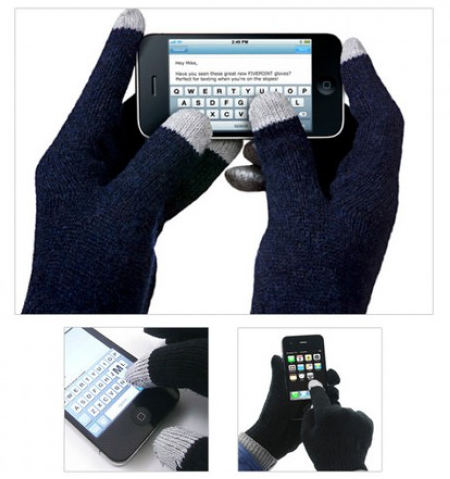 TouchScreen Gloves for $2.99 shipped!