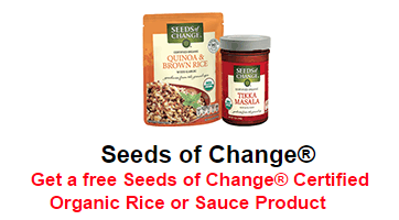 Free Seeds of Change product
