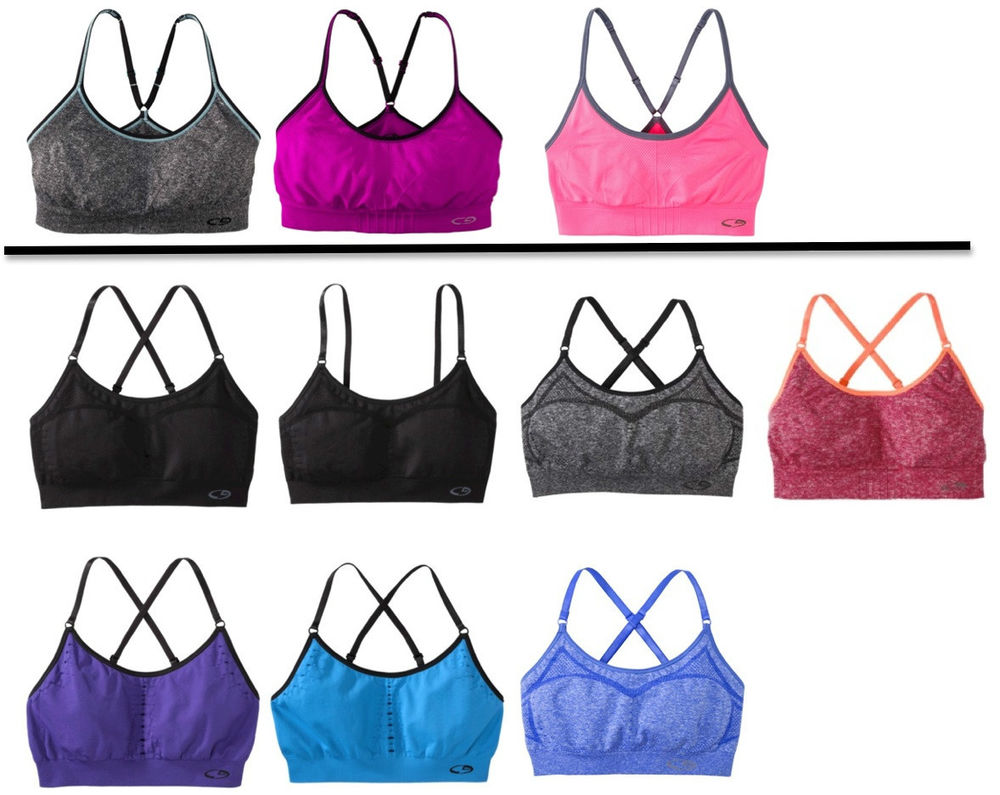 Tar C9 Sports Bras for $5 today only Money Saving
