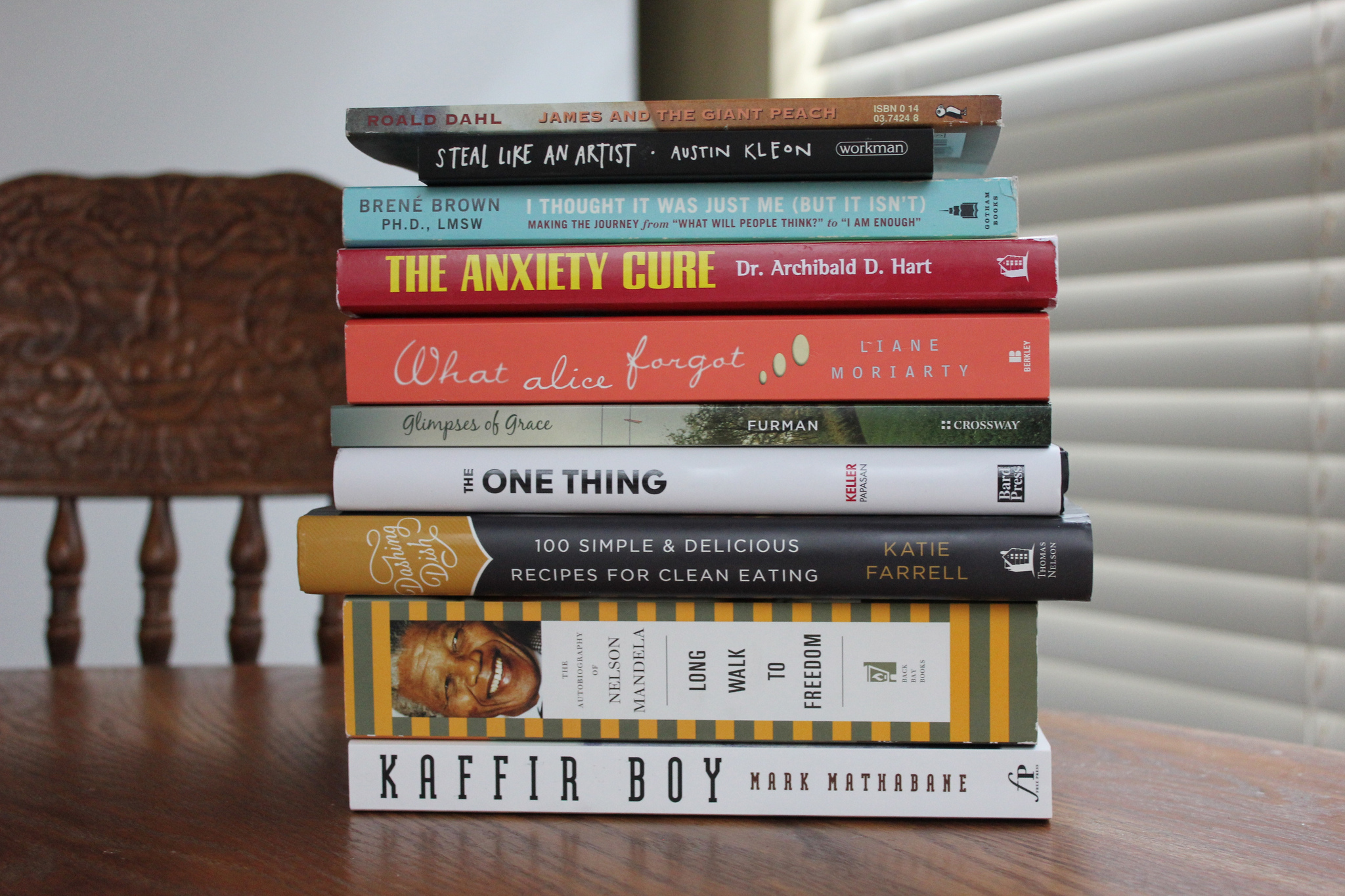 Books I'm Reading This Week