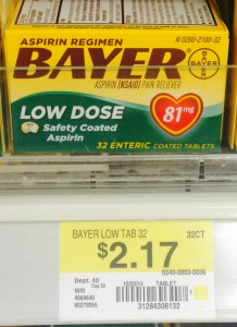 bayer coupon $10/3