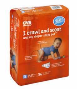 CVS Diapers