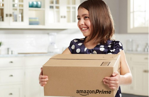 Amazon Prime for just $72 on Saturday
