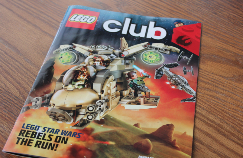 We LOVE the LEGO Club Magazine (+ sign up for a FREE 2-year ...