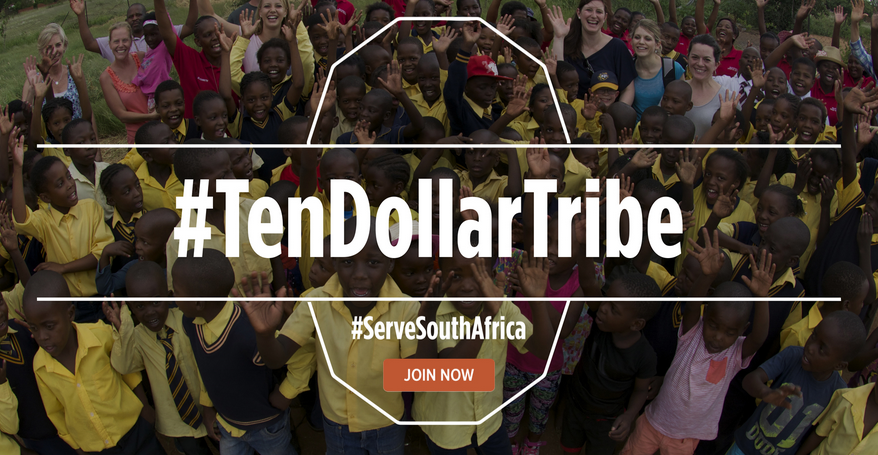 Join the #TenDollarTribe!