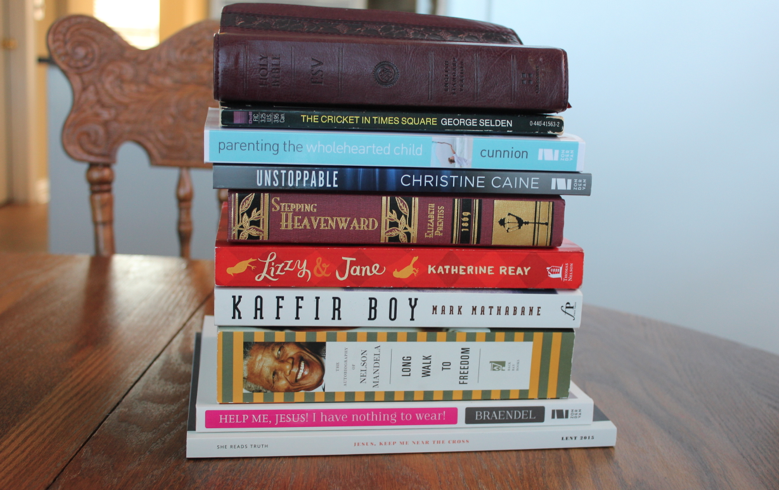 Books I Read This Week