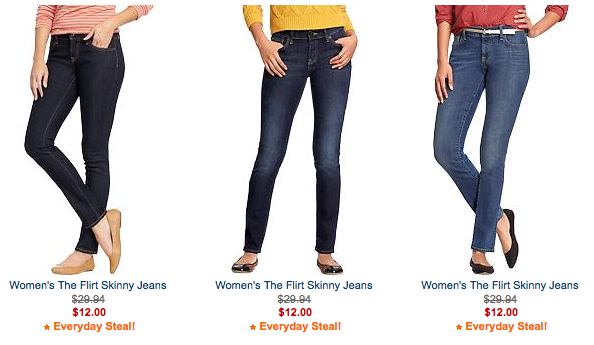Old Navy Jeans for $12