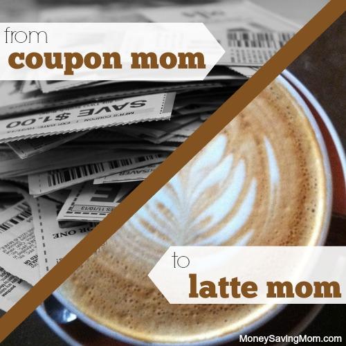 coupon mom to latte mom