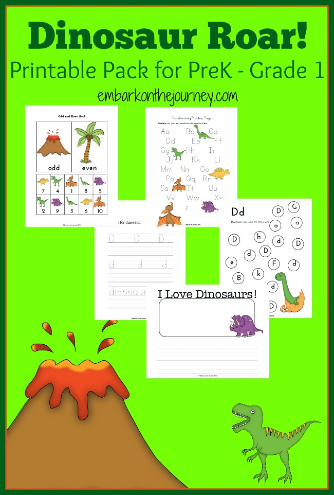 Dinosaur-Roar-Printable