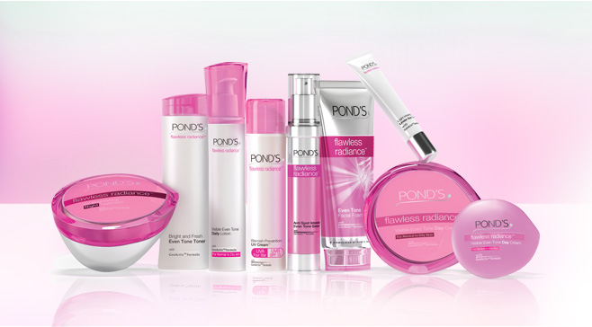 Free Pond's Skincare samples