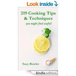 219  cooking tips
