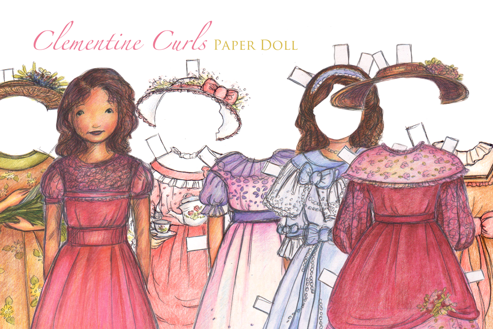 Clementine-Curls-Paper-Doll-Ad