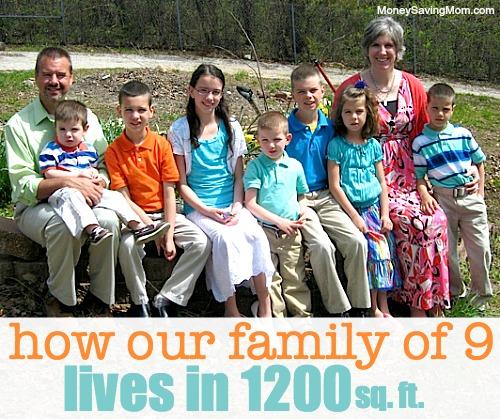 family of 9