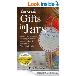 Free Ebooks: Homemade Gifts in Jars, Freezer Meals, How to Sell on Etsy, plus more!
