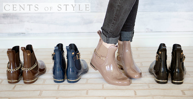 Get a pair of Fashionable Rain Boots for $24.95 shipped! - Money ...