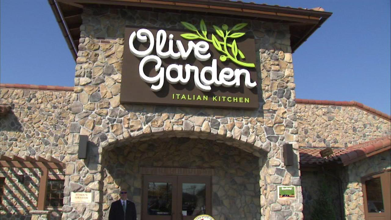 Get 15% off any online order at Olive Garden!