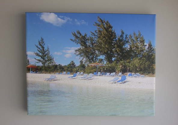 get an 8x10 canvas print for 14 99 shipped money saving mom