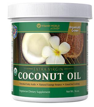 FREE Coconut Oil after Cash Back!