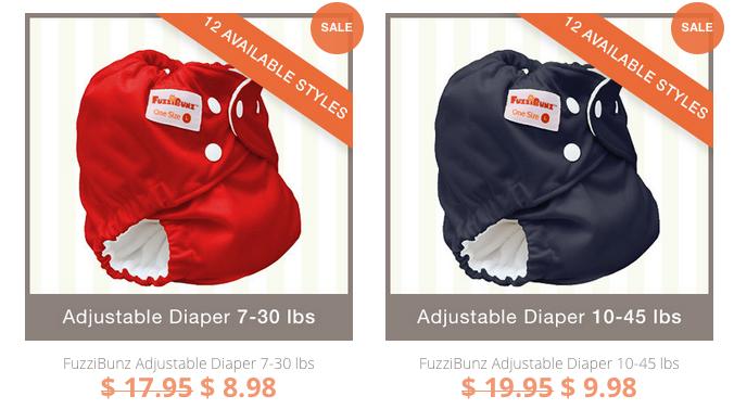 Fuzzi Bunz Cloth Diapers