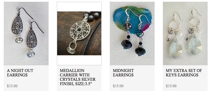 Gloss Jewelry: 80% off everything + free shipping!