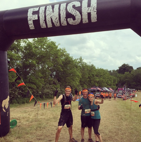 My First Tough Mudder Experience